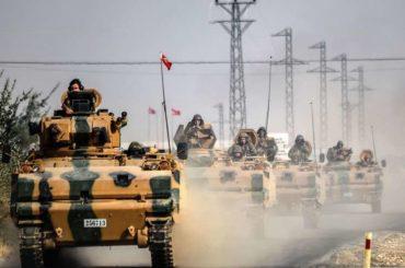 """Turska vojna intervencija sprečava formiranja """"PKK-istana"""""""