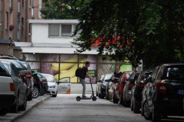 Električni romobil, trend kojem nije mjesto na trotoaru