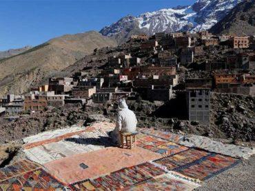 Franjevci u Maroku