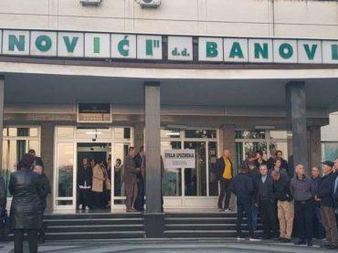 """Sindikat stao uz Vladu uoči Skupštine RMU """"Banovići"""""""