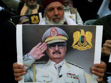 Rusko rovarenje u Libiji