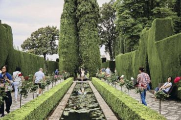 Vrtlar Alhambre