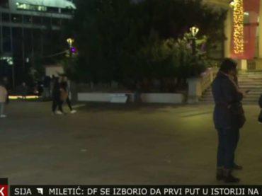 Kakva bruka: Na protestima podrške odlazećoj Vladi Kantona Sarajevo manje građana nego članova vlade!