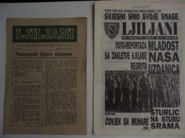 """""""Ljiljani"""" su branili istinu"""