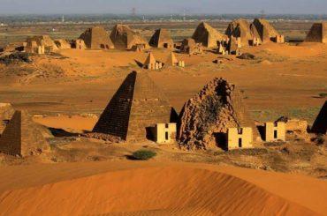 Sudanske piramide
