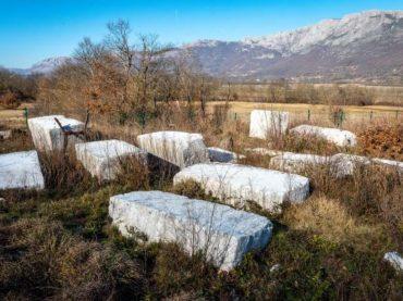 Nekropola u dabarskom polju: Tu smo nekad živjeli, tu nas više nema