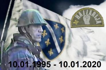 Sjećanje na heroje: 25 godina od pogibije zlatnog ljiljana Jasmina Kulenovića – Havarije