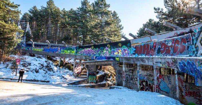 Bilo bi lijepo u Sarajevu: Obnova bob-staze koštat će 25 miliona maraka