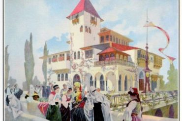 """Paviljon Bosne i Hercegovine na Svjetskoj izložbi u Parizu 1900: Između romantizma """"belle époque"""" i realnosti okupacije"""