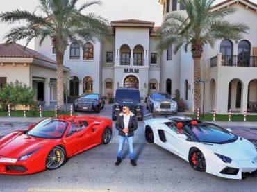 Bogatstvo Asadove familije