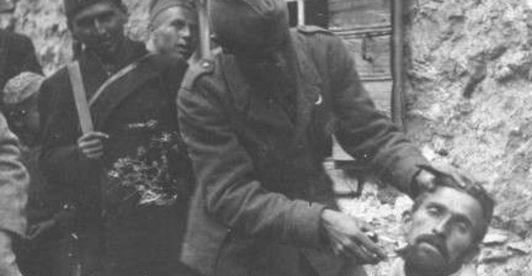 Četnički pokolj Bošnjaka u partizanskoj odori 1945.