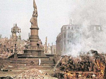 Ratni zločini saveznika: Dresden, njemačka Guernica