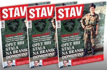 NOVI STAV: Osmi mart i žene na braniku domovine