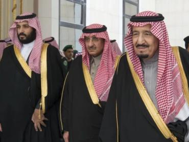 Saudijska Arabija: Uhapšena tričlana kraljevske porodice, uključujući kraljevog brata!