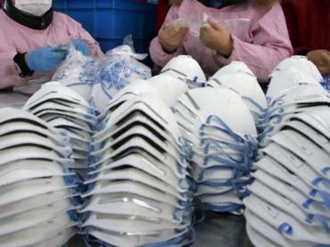 Nizozemska vratila 600.000 neispravnih maski iz Kine