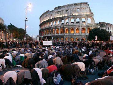 Muslimani Italije u molitvi i postu za 'našu voljenu Italiju'