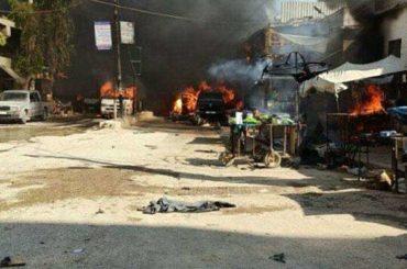 Teroristički napad u Afrinu: Civili opet meta napada terorista PKK/YPG-a