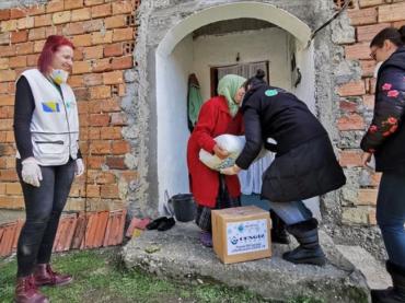 Donacija turske kompanije Cengiz Insaat majkama Srebrenice