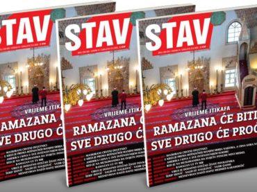 NOVI STAV: Ramazana će biti, sve drugo će proći