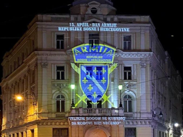 Odličan potez gradskih vlasti: U Sarajevu ljiljani u čast Armiji Republike Bosne i Hercegovine