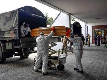 BERGAMO UMIRE: Pet puta više mrtvih u odnosu na 2019. godinu