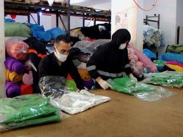 MADE IN GAZA: Sa okupiranih područja izvoze zaštitne maske i odijela