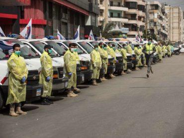 Hezbollah u ratu protiv virusa