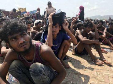 Spašeno 400 Rohingya, plutali na moru dva mjeseca