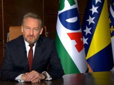 Bakir Izetbegović poručio članovima i simpatizerima SDA: Idemo dovršiti posao koji je započela prva generacija stranke