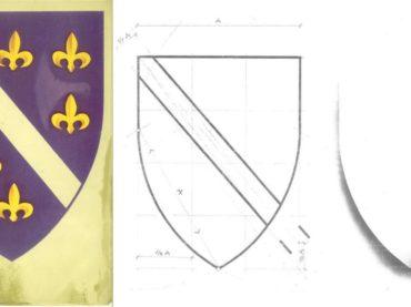 EKSKLUZIVNO OTKRIĆE: Kako je nastala zastava sa ljiljanima Republike Bosne i Hercegovine
