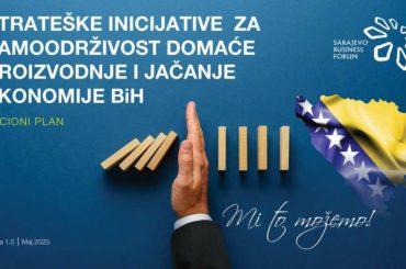 """""""Mi to možemo"""" – revolucionarni plan za samoodrživost Bosne i Hercegovine"""