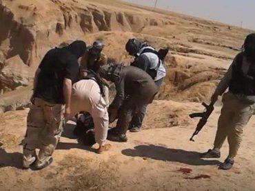 Al-Hota, masovna grobnica ISIL-ovih krvnika