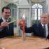 Assad zasmetao Moskvi