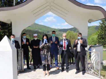 U Goraždu obilježena 28. godišnjica prvih napada na grad