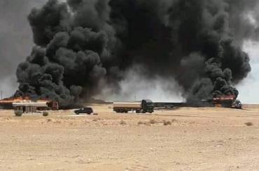 Libijska vojska opkolila Haftarove snage u zračnoj bazi Al-Watiya
