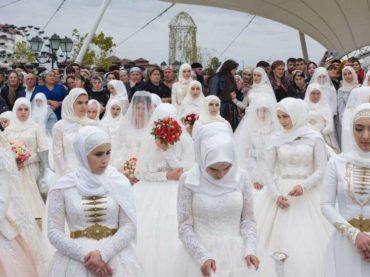 Čečenske nevjeste