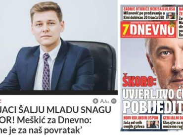 Bermin Meškić – prvi kandidat hrvatskih paraobavještajnih službi?