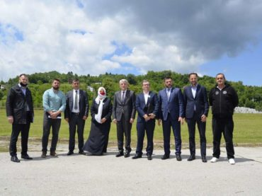 Moja adresa: Srebrenica