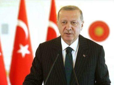 Erdogan: Genocid u Srebrenici je crna mrlja čovječanstva