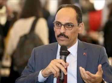 Kalin optužio Ujedinjene Arapske Emirate za finansiranje rata u Libiji