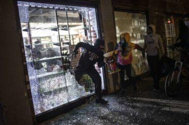 STAV U NEW YORKU: Kakvi protesti, to je bila samo dobro organizirana pljačka