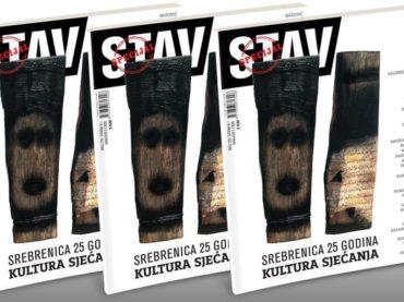 SPECIJAL STAVA: Srebrenica, 25 godina