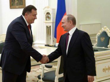 Destruktivni utjecaji Rusije, Srbije i Hrvatske