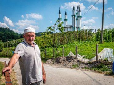 Kula-Grad kod Zvornika: Dva života džamije s pet munara