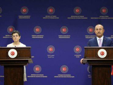 Cavusoglu: Španija, kao i brojne druge zemlje, prihvata da je Aja Sofija stvar suvereniteta Turske