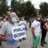 """Protest """"za vapaj, vazduh i život u Novom Pazaru, Sjenici i Tutinu"""""""