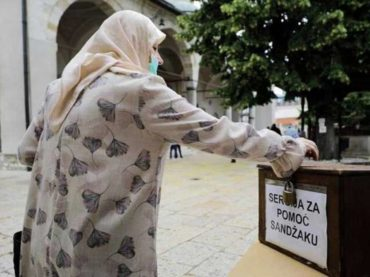 Bosna za Sandžak – jedno srce, jedan narod