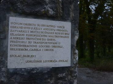 Logoraši Stoca obilježili 27. godišnjicu stradanja u Koštanoj bolnici