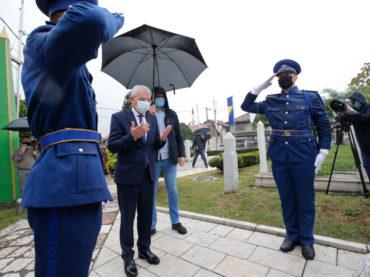 Džaferović: Odbranom Igmana spriječena je potpuna blokada Sarajeva, i sada vodimo bitku za cjelovitu BiH