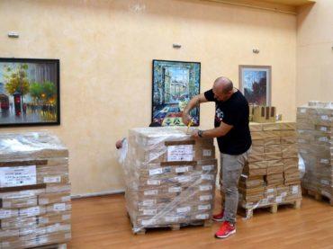 Novi Pazar: Stigli udžbenici osigurani uz pomoć Turske za prvačiće koji nastavu pohađaju na bosanskom jeziku